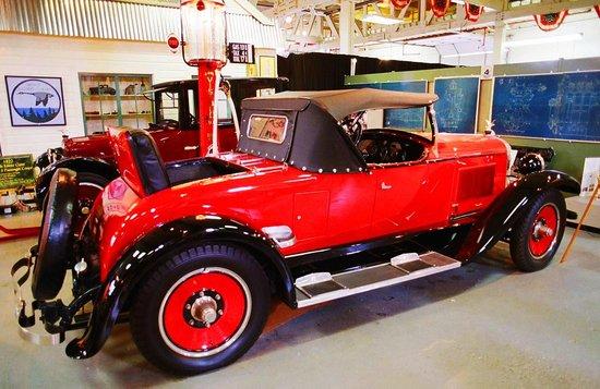 Wills Sainte Claire Automobile Museum