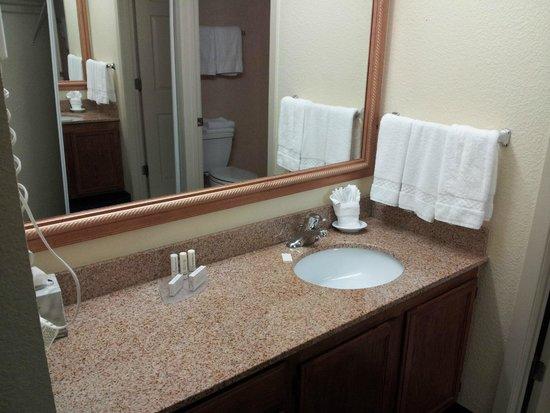 Residence Inn Chicago O'Hare: Bathroom vanity