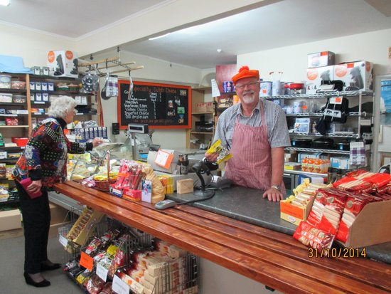 Ready for Service from the Dutch Shop - Picture of Van Dam's