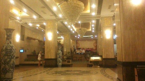 Linda Seaview Hotel: вестибюль отеля