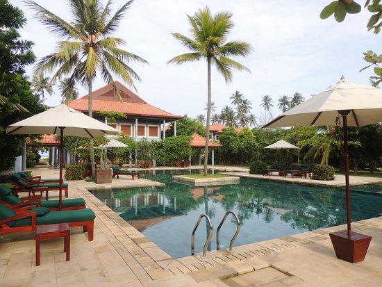 Serene Pavilions: Main Pool