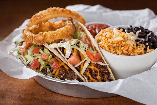 Bbq Tacos Picture Of Waterloo Ice House Southpark Meadows Austin