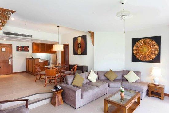Allamanda Laguna Phuket: Spacious living