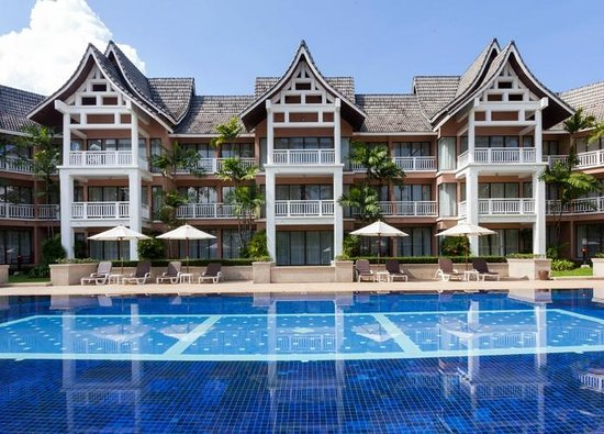 Allamanda Laguna Phuket: Nice architecture