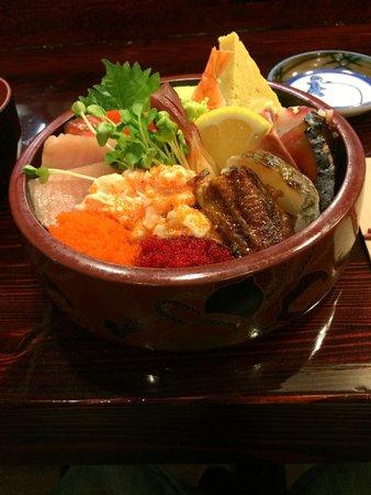 Hanako Japanese Restaurant: Hanako Chirashi
