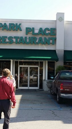 Park Place Restaurant : Located in Save a Lot shopping center.
