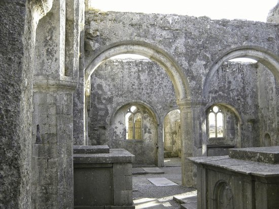 Ross Errily Friary: Ross Errilly Friary