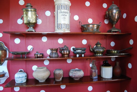 Curacao Museum: Kitchen of old style