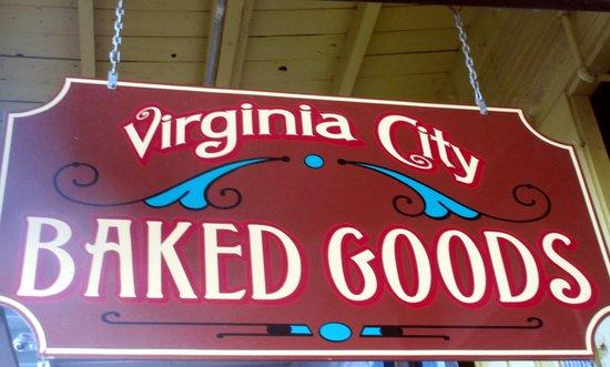 Virginia City Baked Goods