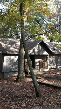 Cloudland Canyon State Park Cabins: Great cabins