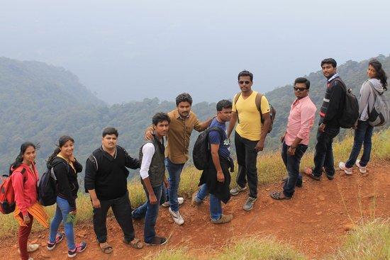 Shimoga, India: On kodchadri hill