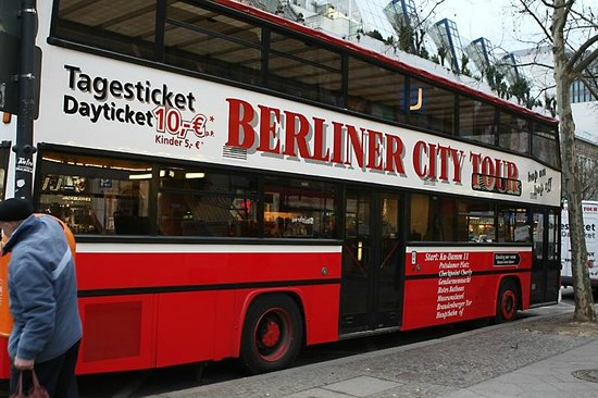 ‪Berliner City Tour‬