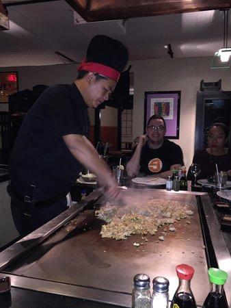 Osaka Japanese Bistro: Hibachi