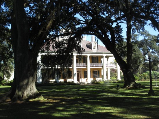 Trees In Front Picture Of Houmas House Plantation And Gardens Darrow Tripadvisor