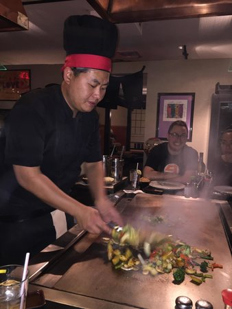 This photo of Osaka Japanese Bistro is courtesy of TripAdvisor. Las Vegas with kids.