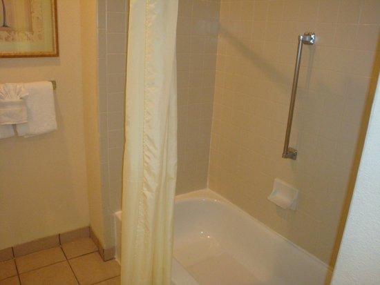 The Palms Hotel and Villas : Bathroom