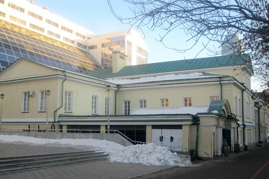Yekaterinburg History Museum : вид на комплекс зданий музея
