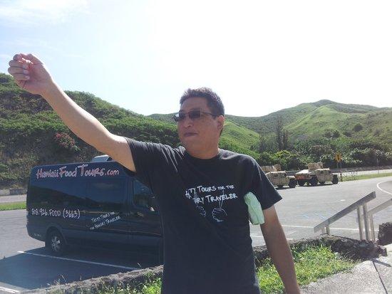 Hawaii Food Tours: Robin