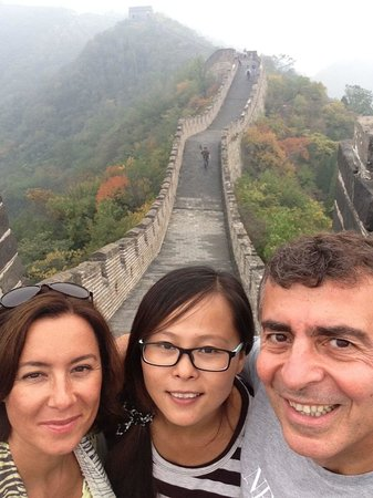 Beijing Private Guide--Skye : amazing private tour guide in Beijing