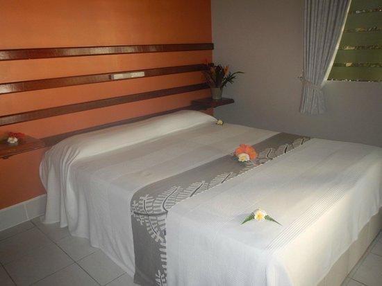 Aore Island Resort : Inside room
