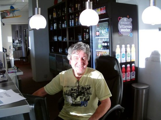 Hotel Lelystad Airport: Max is the Man
