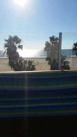 Venice Breeze Suites: Veduta dalla terrazza venice breeze