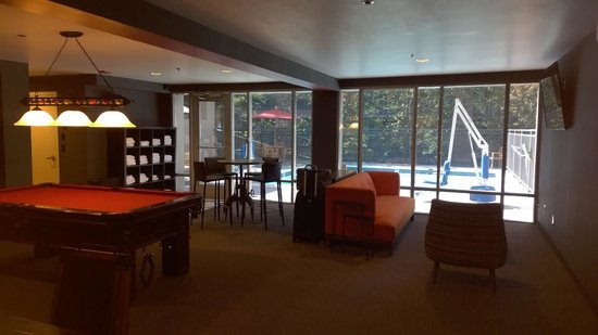 Homewood Suites by Hilton Seattle-Conv Ctr-Pike Street: Guest lounge