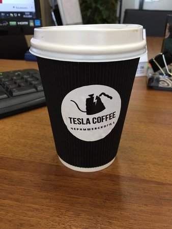 Tesla Coffee
