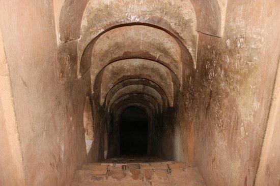 Image result for talatal Ghar, Assam hidden passage
