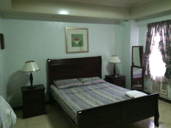 Casa Nicarosa Hotel: deluxe room 201