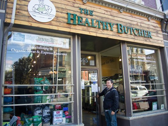 "Toronto Urban Adventures: Station bei ""The Healthy Butcher"""