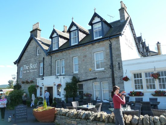 The Boat Hotel Bistro : The Boat Hotel