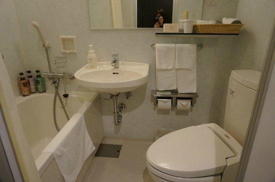 Osaka Daiichi Hotel : clean