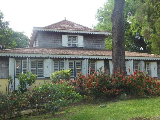 Habitation Clement: tres jolie