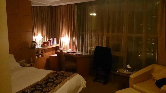 Huangpu Hotel: room