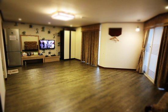 Benikea Chaeseokgang Starhills Hotel: deluxe ondol