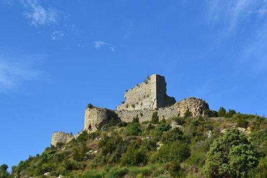 Chateau de Termes: Castillo de Termes