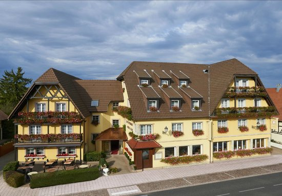 Photo of BEST WESTERN Au Cheval Blanc Mulhouse Nord Baldersheim