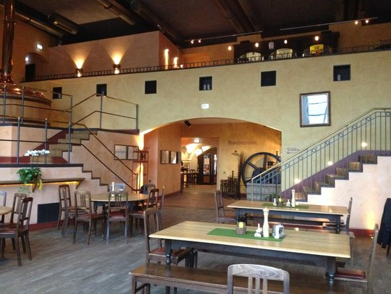 Brauerei-Ausschank Schnitzlbaumer: Das Lokal