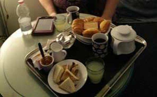 Ca' del Pozzo : Breakfast