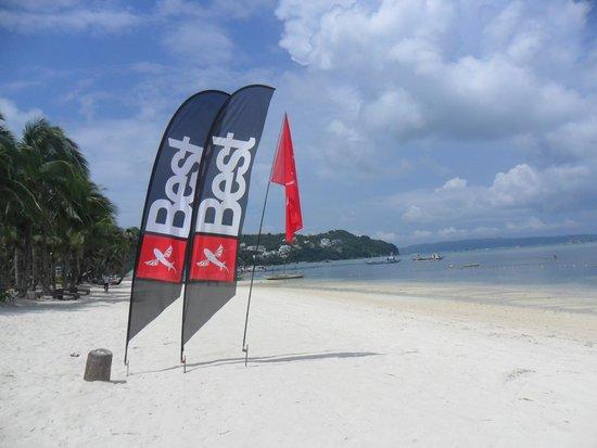Bulabog Beach: bulabog