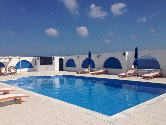 Agia Irini: The pool was amazing