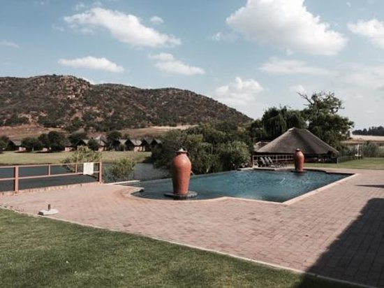 Kloofzicht Lodge & Spa: The beautiful mountains