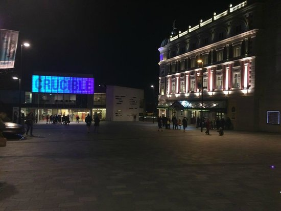 Crucible Theatre: The Crucible