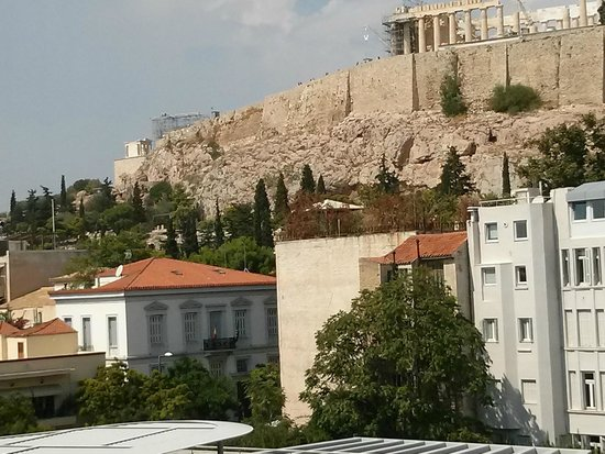 "Akropolismuseum: View 3 From The ""State-Of-The-Art"" Acropolis Museum"
