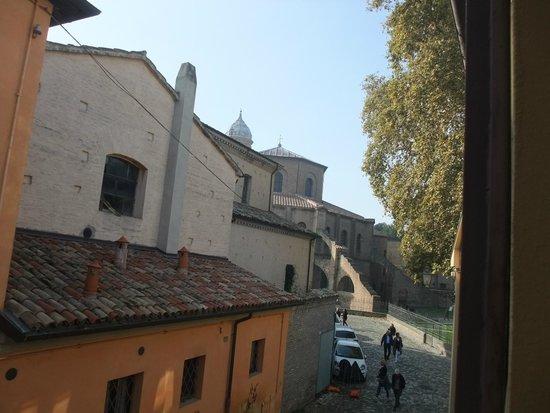 B&B La Basilica: vista dalla finestra