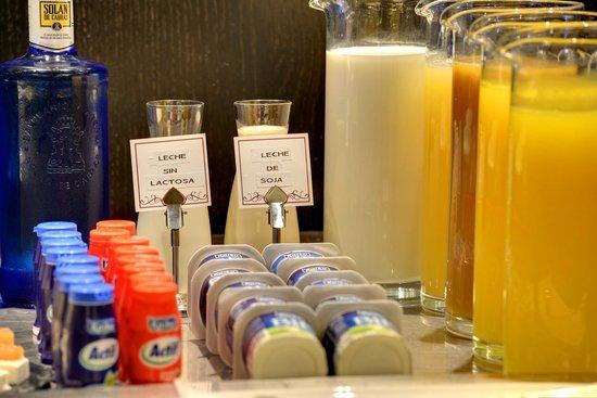 Castillo Gorraiz Hotel Golf & Spa: Desayuno