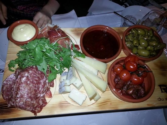 Du Verden: A few of the tapas