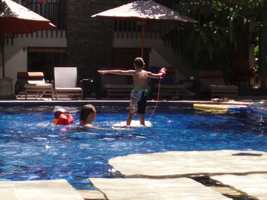 Rama Garden Hotel Bali: Great place for kids