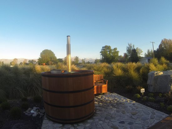 Musterer's High Country Accomodation: Beautiful morning